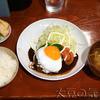 小古食堂 - 料理写真:ハンバーグライス