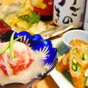 魚肴おばんちゃい - 料理写真:毎日変わるおばんざい。夏らしいメニューも♪