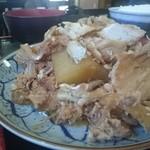 鈴女 - 魚と大根のあら煮