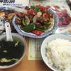 天龍菜館 - 料理写真:ランチの酢豚