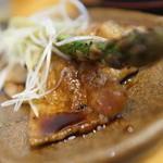 銀の舞 - たれ豚皿