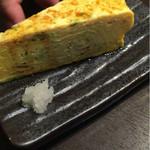 とびっちょ - しらすの卵焼き