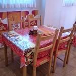 ロシア家庭料理 ターニャ - 店内。