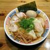 清流 - 料理写真:ワンタン麺醤油