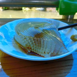 日本一うまいところてん - 料理写真:トコロテン