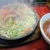 千徳 - 料理写真:じゅうじゅう麺 900円