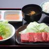 シャトー弥山 - 料理写真:ロースを厚切りにし、島根和牛の上質な旨みを堪能できるお得なランチメニュー