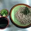 錦そば - 料理写真:ざるそば大盛330円+100円