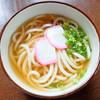 國安うどん - 料理写真:かけうどん