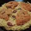 花の実 - 料理写真:豆天玉焼き