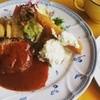 はまなす - 料理写真:ラッキーメニュー(税込999円) ハンバーグ、エビフライ、魚フライ