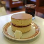 イワタコーヒー店 - ホットケーキ☆