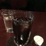 花 - アイスコーヒー