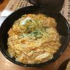 かつ兵衛 - 料理写真:かつ丼680円+ごはん大盛50円
