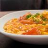 東方餃子房 - 料理写真:トマト卵炒め