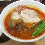 51828717 - 太肉坦々麺  大辛