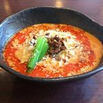 四川料理 蜀彩 - 冷やし豆乳担々麺