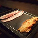 豚JYU - サムギョプサルセット