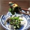 (有)旭屋酒店 - 料理写真:いわし酢みそ(300円)