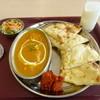 ガネーシャマハル - 料理写真:チーズナンランチ