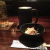 和 BAR 吉田家 - 料理写真:生ビールとウーロン茶&お通し