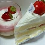スバファー洋菓子店 - 料理写真: