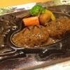 炭焼きレストランさわやか - 料理写真:げんこつハンバーグ オニオンソース