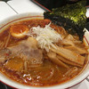 弟子屈ラーメン - 料理写真:レッドドラゴン850円