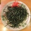 ますも庵 - 料理写真:東村山名物 黒焼きそば¥850