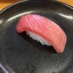 スシロー - 料理写真:本鮪大トロ(税別280円)