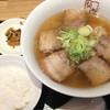 喜多方ラーメン坂内 - 料理写真:ラーメン 650円 ランチライスサービス