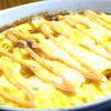 和楽 - 料理写真:チーズ入りオーブンオムレツ