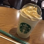 スターバックスコーヒー - ドリンク写真:フラペチーノは、相変わらず重厚感がありますねwww