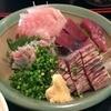 いわし料理 善 - 料理写真:刺身定食はCP最高!でかいんだもん。