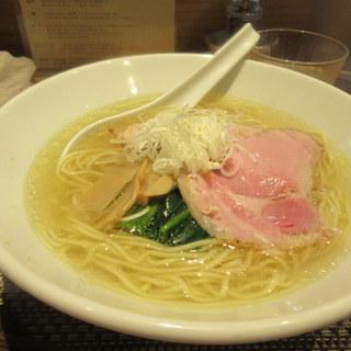 生粋 花のれん - 料理写真:塩