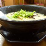 一麺亭 - 一麺定食、ラーメン