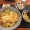 味一番 - 料理写真:親子丼定食