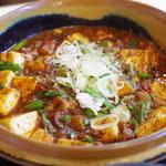 あさくさ食堂 - 香りの麻婆豆腐