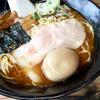 ヨシベー - 料理写真:トンコツお魚ラーメン710円