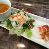 パスタとハンバーグ オルガン屋 - 料理写真:★★★☆ ランチ 前菜