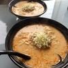 たんきち - 料理写真:H28.06.05 担担麺 手前:大盛