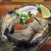 どん楽 - 料理写真:岩牡蠣ポン酢で