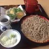 かりお茶屋 - 料理写真:天ぷら盛りそば