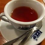 フラテッロ - 食後の紅茶