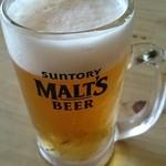 福華 - ドリンク写真:生ビール。
