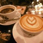 モンディアルカフェ328 - 珈琲とカフェラテ