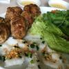 ミス・サイゴン - 料理写真:肉のサラダ巻き