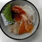 市場の食堂 - 海鮮丼