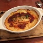 バッカ - 料理写真:味噌と豆乳のラザニア