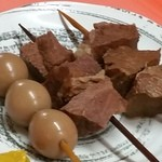 上海軒 - 料理写真:おでん1本¥100